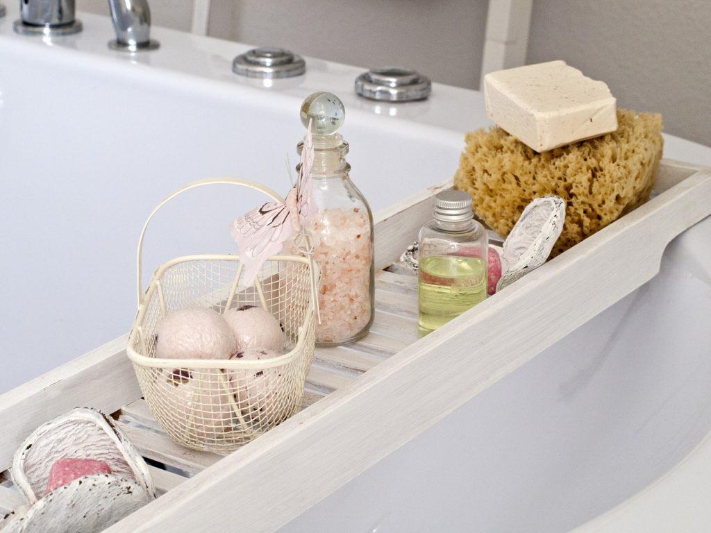 Paradisul din baie. Cateva sfaturisimple si utile