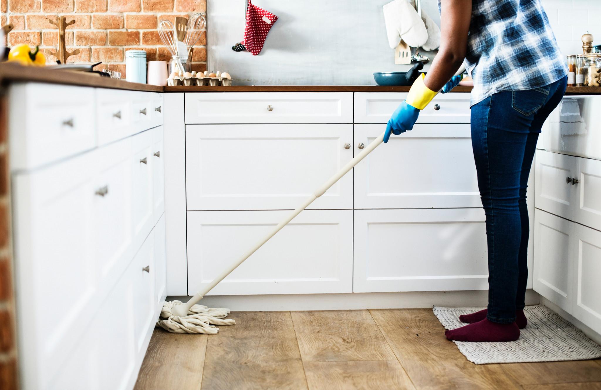 curățenie mai sănătoasă