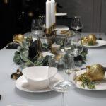 8 sfaturi pentru aranjarea mesei de Craciun