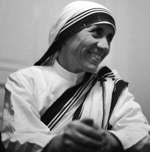 Maica Tereza - femeia sfanta