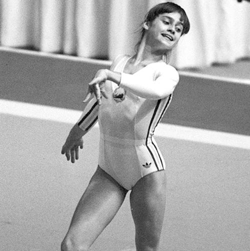 Nadia Comaneci - prima gimnasta de nota 10