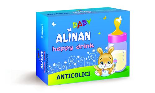 Alinan Happy Drink- copii fericiti, parinti linistiti