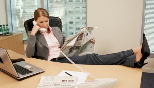 Relaxeaza-te la birou