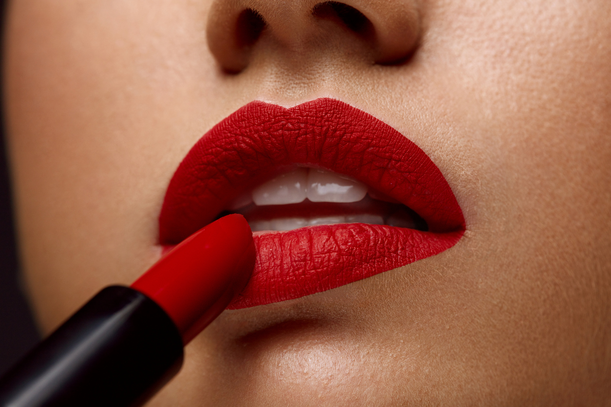 Red Lipstick- foto iStock