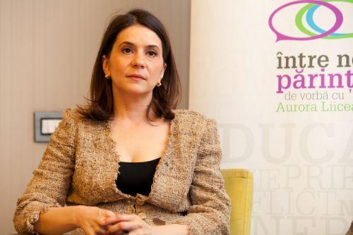 """Simona Tofan: """"Intelepciunea vine din intelegerea varstei"""""""