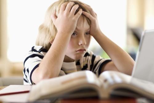 Schimbarea scolii, un stres major pentru copil