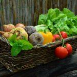Noiembrie, legume de sezon