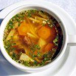 Supă de iarnă cu legume