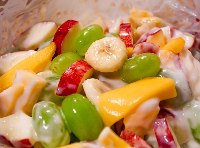iaurt salata de fructe