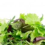 Sănătate și siluetă cu alimente verzi
