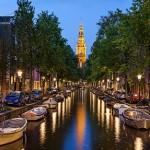 Dacă e primăvară, e Amsterdam