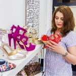 Ana Pârvan face pantofi cu dragoste