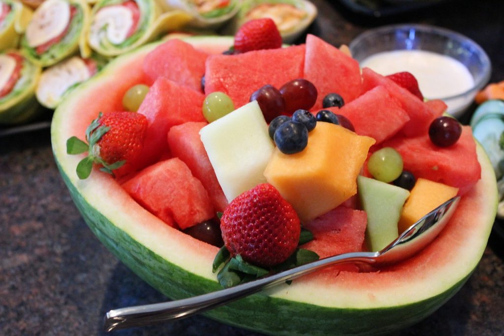 fructe de vară