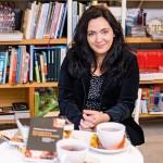 Andreea Răsuceanu: Viața ca o carte