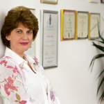 Susana Laszlo a obținut aurul frumuseții românești