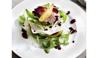 retete usoare salata rata
