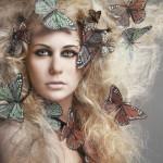 Irina Stancu-Predescu arată că se poate trăi din visuri cu fluturi
