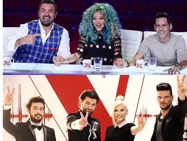 X factor sau Vocea României