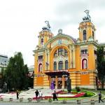 Orașe din România... la pas