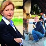 Silvia Demeter (arhitectul Prințului Charles): Iubirea e motivul de a trai