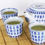 Trei cesti de ceai verde pe zi, doza ideala