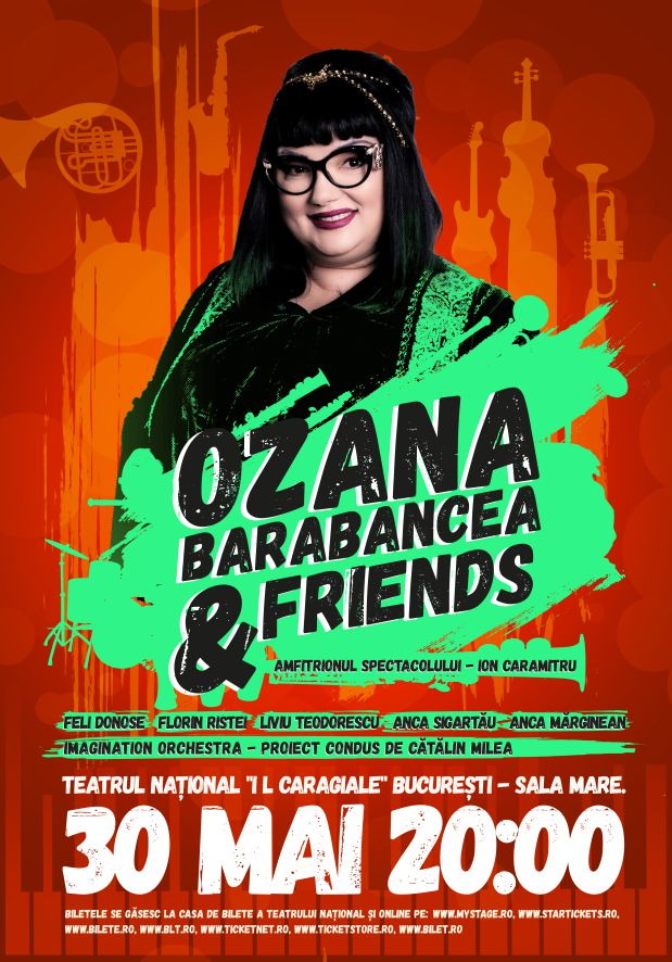 Ozana Barabancea & Friends