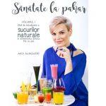 Anca Alungulesei lansează prima carte despre sucuri naturale din România