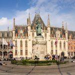 Bruges, dantelă şi poveşti