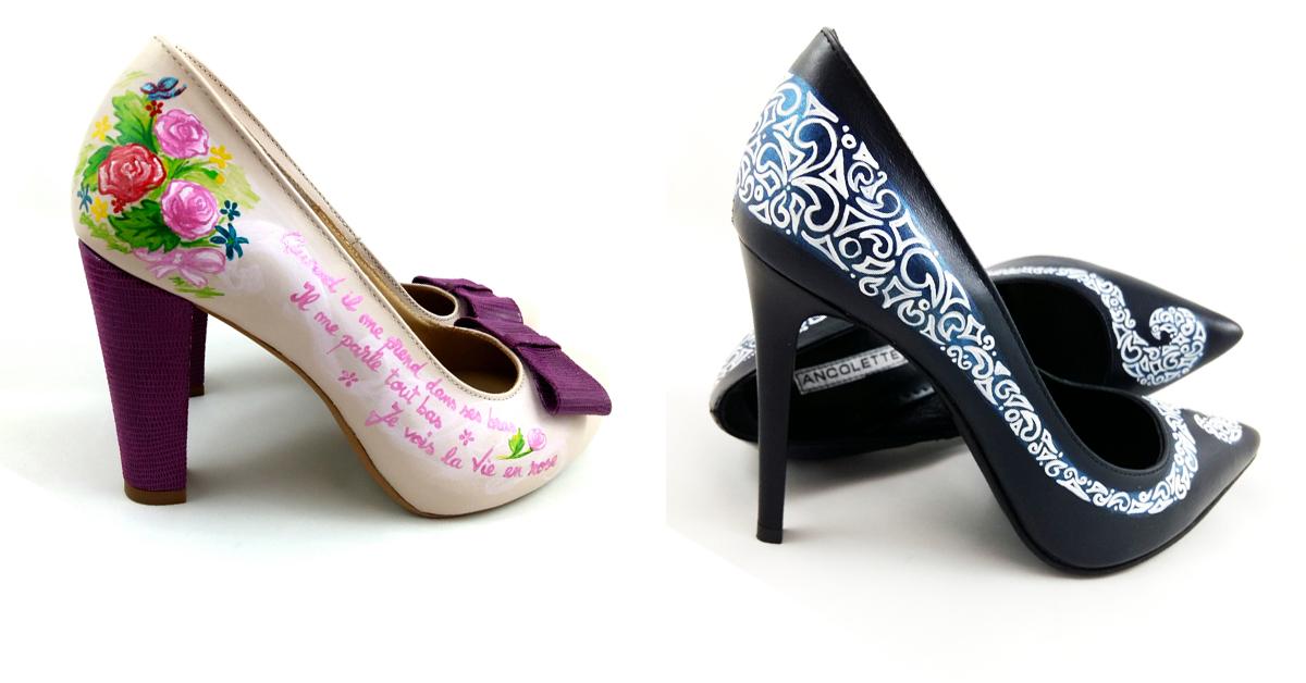 Poza 2 - pantofi handmade, pantofi desgineri, cumpara online de pe Breslo