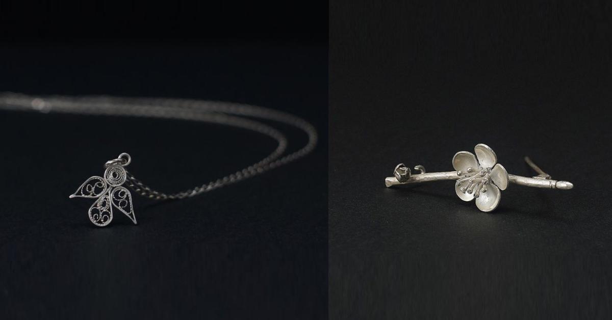 Poza 4 - bijuterii din argint handmade, cumpara online de pe Breslo