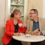 Alis și Cristian Grasu: Iubirea care încununează prietenia