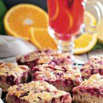 Prăjitură cu gem și migdale (rețetă de post)