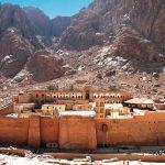 6 mănăstiri din pustie