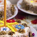 Coliva, prăjitura sufletelor