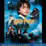 Afis Harry Potter In Concert