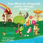 Zurlandia, cel mai mare teren de joacă pentru părinţi şi copii!