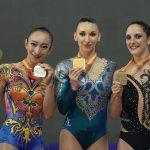Corina Constantin, aur pentru România
