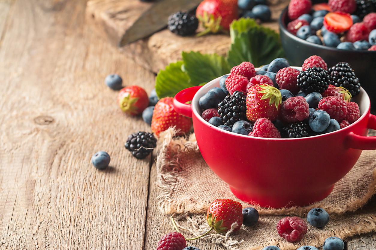 fructe de vara