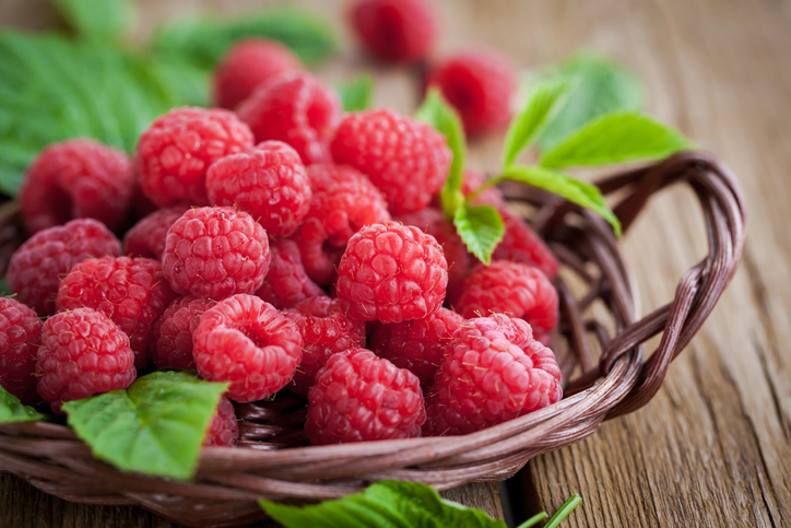 zmeura fructe vara