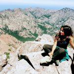 Cătălina Focșa, din birou direct pe crestele munților