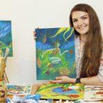 Simona Zalinca te provoacă să descoperi artistul din tine!