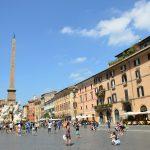 La pas prin Roma, orasul etern