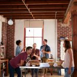 5 detalii de care trebuie să ții cont în amenajarea unei bucătării open-space