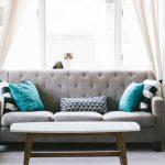 5 idei despre cum să alegi canapeaua într-un living scandinav