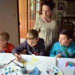 Familie, tradiție, patrimoniu: Noi patru și o biserică săsească