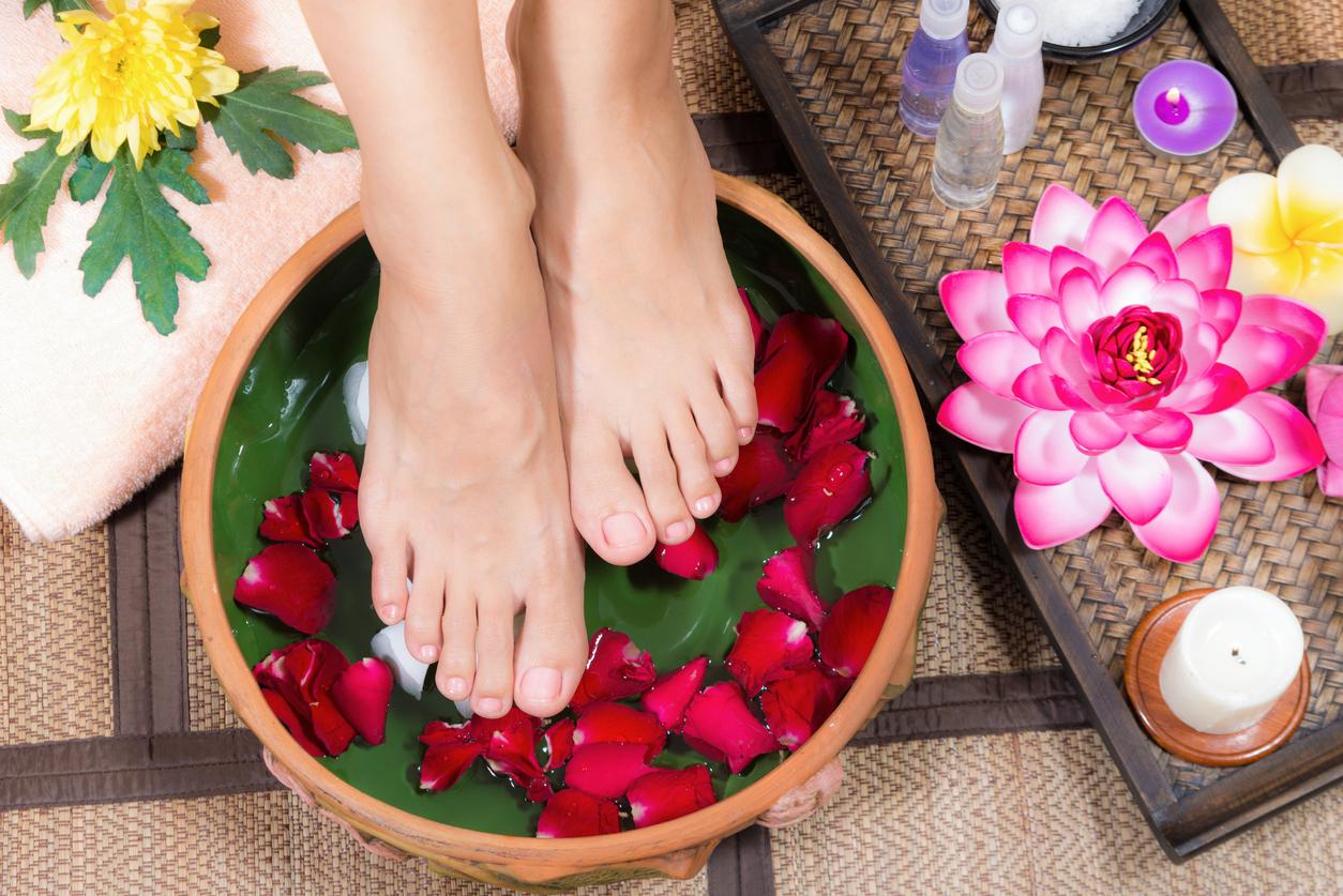 baie picioare