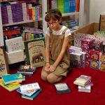 Copii cu aripi: Daria e cititor de cursă lungă și booktuber la 12 ani