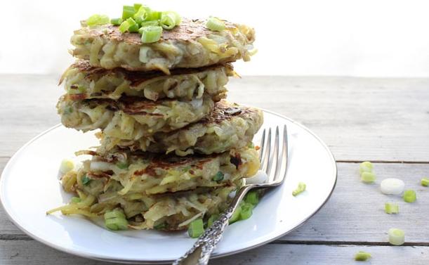 clatite vegane din cartofi