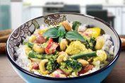 Curry cremos cu Cashew