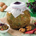 Conserve de toamnă: Salsa verde picantă